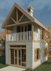 2 Story Cabin Plans Build The Cabin Of Your Dreams With These Free Plans