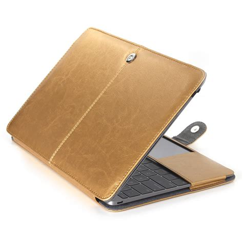 Laptop New Macbook New Premium Quality Pu Leather Book Cover For Macbook 11 6inch Laptop Hr Ebay