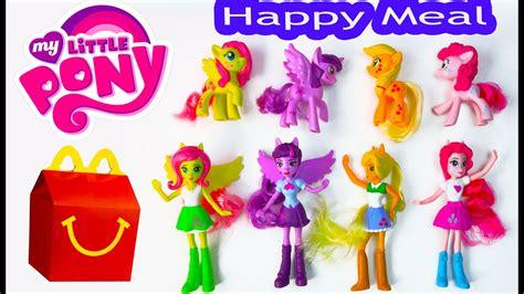 Mc 11 C Twilight Sparkle mlp mcdonalds happy meal toys 2015 my pony