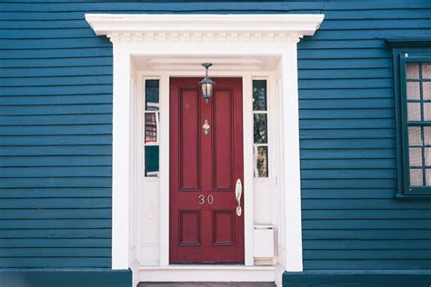Paint Colors For Front Doors 9 Of The Best Paint Colors For Front Doors