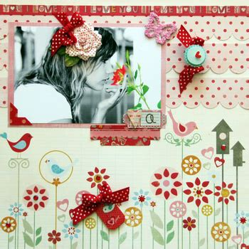 Exklusive Len Designer by My Creative Scrapbook Kit Club With Exclusive Sketch And