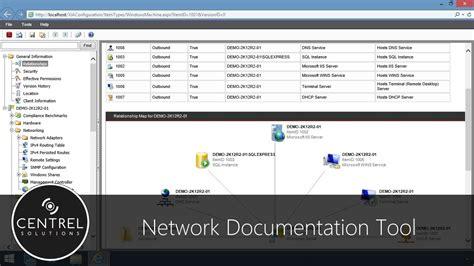 Network Documentation Tool