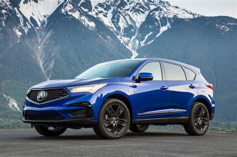 2020 Acura Rdx by 2020 Acura Rdx Hits Dealerships A Brief Walk Around