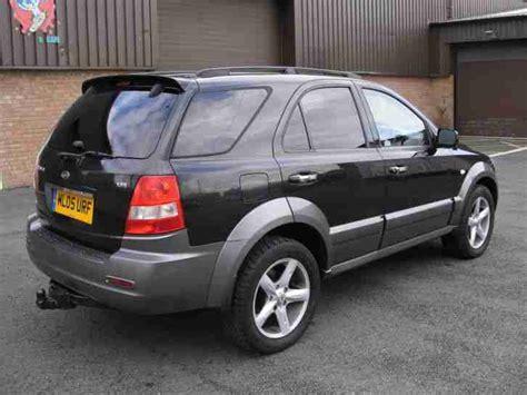 Kia Sorento 4 Wheel Drive Kia 2005 Sorento 2 5 Xse 4x4 Crdi Manual Turbo Diesel Four