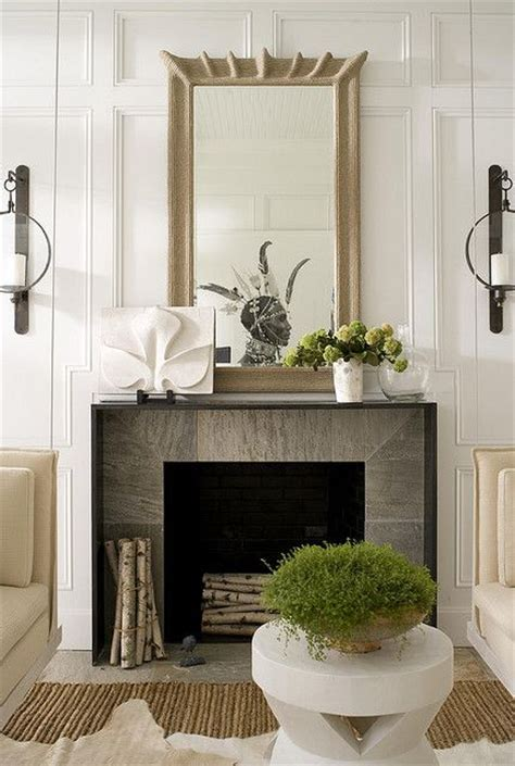 Lettered Cottage Fireplace by Fireplace Makeover Ideas Bright Green Door The