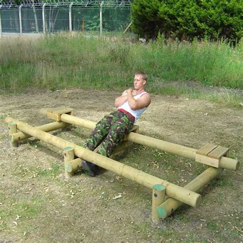 sit ups on bench timber fitness trails trim trails bench sit ups