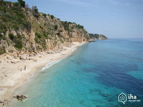 on the beach katelios rentals for your vacations with iha direct