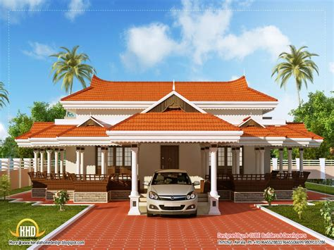 kerala model house design normal house in kerala new
