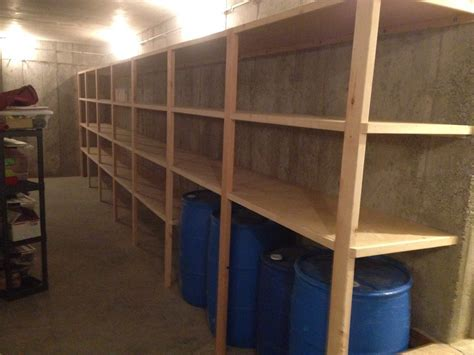 Food Storage Shelving American Fork Utah   JB Shelving