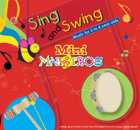 sing swing sing swing cd mini maestros