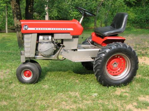 custom projects gttalk lawn  garden tractor