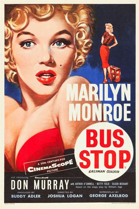 The Barefoot Contessa by Bus Stop 1956 The Visuals The Telltale Mind
