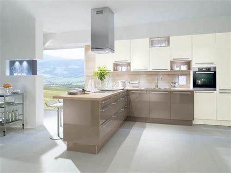 Shiny White Kitchen Cabinets couleur cuisine cr 233 ateur de cuisine en direct d usine