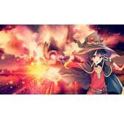 Megumin KonoSuba Anime Girl Wallpaper 23599