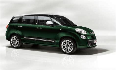 fiat minivan fiat adds seven seat minivan to 500 range