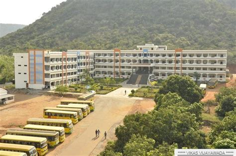 Mba College Vijayawada by Vikas College Of Engineering And Technology Vcet