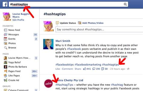 what are hashtags and why should i care louise myers visual social media