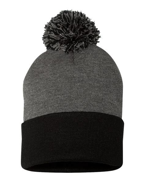 Pom Pom Cap sportsman pom pom knit cap hat sp15 ebay
