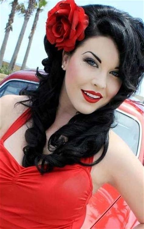 pinups for black weddings get the look rockabilly weddings