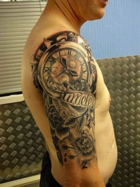 quarter sleeve tattoo ideas male half sleeve tattoos for men ideas and designs for guys