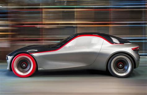 vauxhall gt concept concept cars diseno