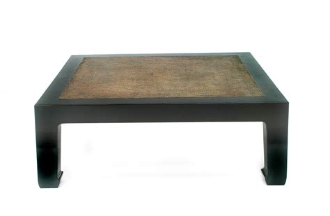 square lacquer coffee table orient house