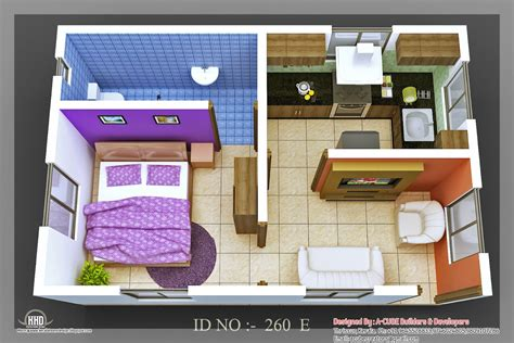 home design 3d sles 3d isometric views of small house plans kerala home