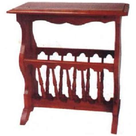Olc Classic Mahogany Magazine Rack mahogany wood furniture at the galleria