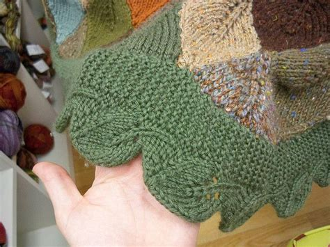 leaf pattern afghan falling leaves afghan free pattern knitted afghans and
