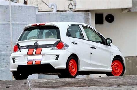 Kaca Spion Mobil Brio 50 gambar modifikasi honda brio keren terbaru modif drag