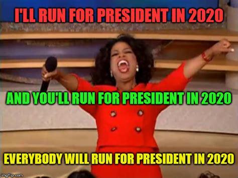 Oprah For President Meme
