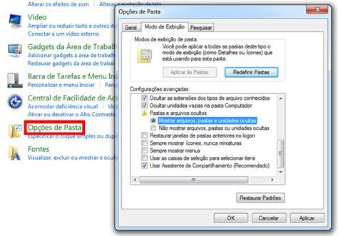 ver imagenes ocultas windows 7 como visualizar pastas e arquivos ocultos no windows 7