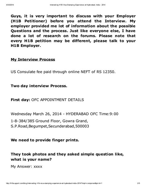 Experience Letter For Visa Letter Format 187 Client Letter Format For H1b Sting Cover Letter And Resume Sles