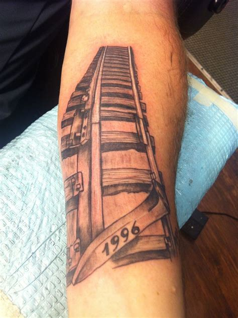 train tattoo 232 best images about tattoos by artful impressions