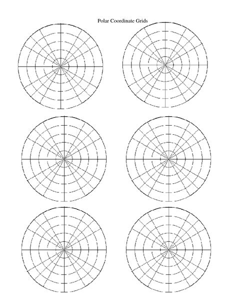 printable polar graphs search results for blank polar coordinate graph