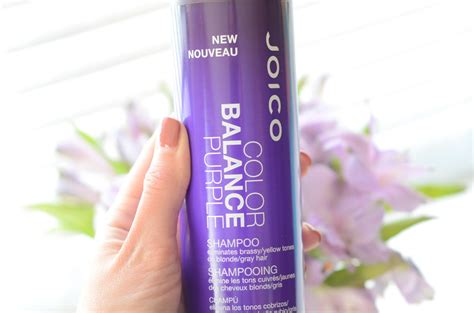 joico color balance purple shoo ulta beauty joico color balance purple shampoo a review short presents
