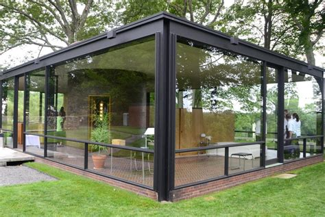 glass house ct glass house named most beautiful building in connecticut stamfordadvocate
