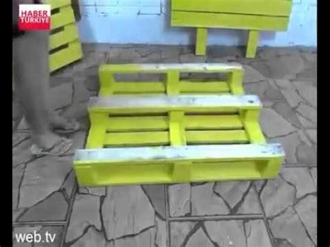 Standard Sofa by Paletlerden Koltuk Yapimi Youtube
