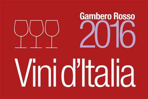due bicchieri gambero rosso vini d italia 2016 tenuta il falchetto