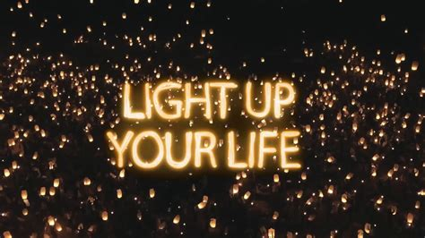 light up your the lights light up your