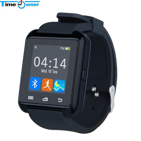 smart for android timeowner clock bluetooth smart android wristwatch smartwatch for samsung xiaomi android