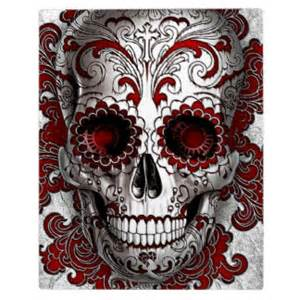 day of the dead photo plaques zazzle