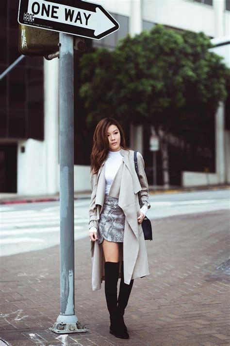 Tas Fashion 1715 20 formas chic de usar un trench coat cut paste de moda