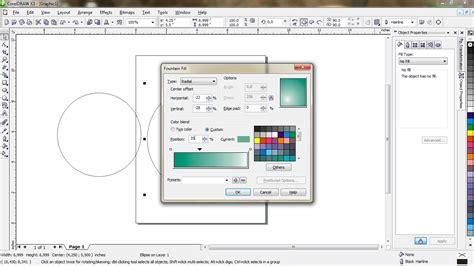 membuat watermark dengan corel cara membuat logo sony ericsson dengan corel draw
