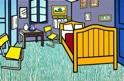 bedroom at arles 1000 images about roy lichtenstein on pinterest roy