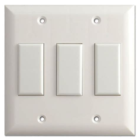 low voltage light switch covers genesis low voltage touch plate switches 3 button white