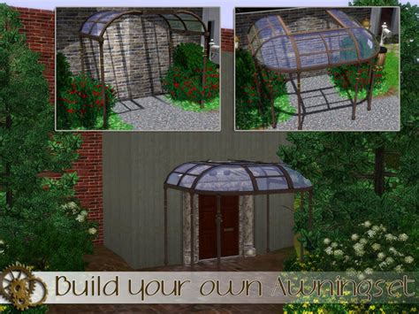 build your own awning angela s build your own awning set