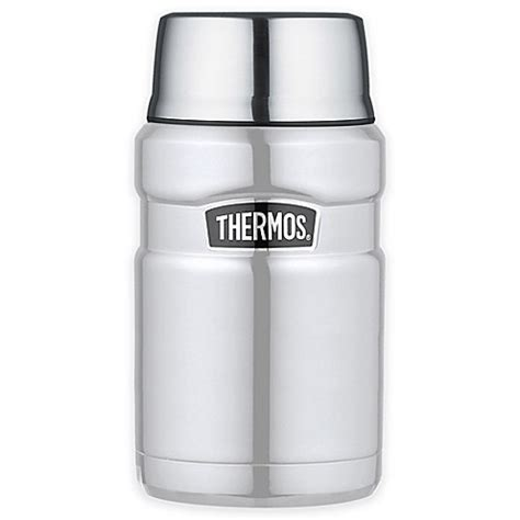 bed bath and beyond thermos buy thermos 174 24 oz vacuum insulated king food jar in
