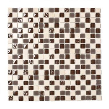 mosaic pattern in evolution evolution 5 8 quot mosaic autumn brown