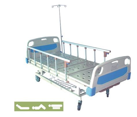 Hospital Bed by 3 Functions Manual Hospital Bed Invacare Warehouse